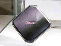 闪迪便携式SSD强势登场