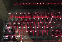 Computex2017:海盗船发布防水键盘K68