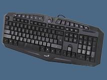 精灵雷神K9游戏键盘