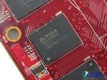 搭载GDDR5高速显存