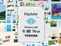 东芝Class10 FlashAir