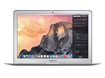 Apple/苹果 MacBook Air MJVM2CH/A 11.6英寸笔记本电脑