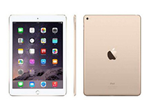 Apple苹果平板电脑iPad Air2 9.7英寸 金 64G