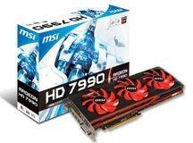 微星 HD7990