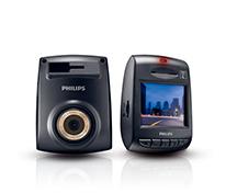飞利浦1080P专业级广角行车记录仪ADR800