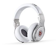 Beats By Dr. Dre PRO White 录音师专业版白色