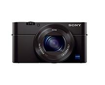 索尼 DSC-RX100 M3 黑卡 数码相机