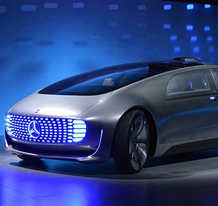 奔驰奢华科技汽车