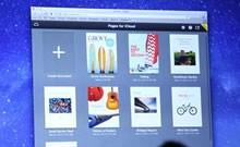 iCloud上有专门的iWork了