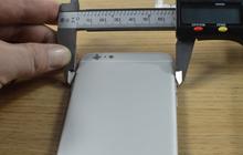 厚度为7毫米 外媒测量iPhone6三围组图