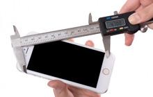 4.7英寸已确定 苹果iPhone 6尺寸大曝光