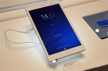 索尼Z3 Tablet Compact真机