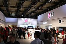 IFA展会LG智能家电探馆