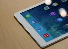 iPad Air:重量为0.45千克