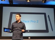 Panos Panay携Surface Pro 2亮相