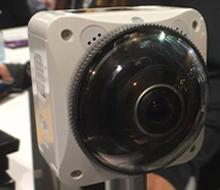 柯达4K 360度相机1月上市