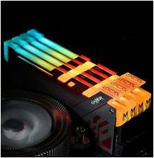 影驰 GAMER III RGB DDR4内存