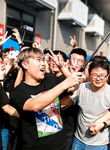 热火朝天 联想拯救者引爆2017ChinaJoy