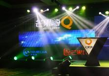 海美迪携手湖南卫视发芒果嗨Q