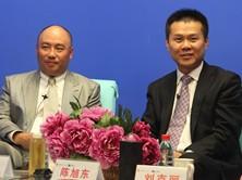 杨叙、陈旭东两位嘉宾