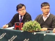游戏伙伴访销售总监陈鹏飞