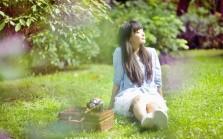 学拍日系空气感少女写真