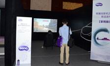 明基W1080ST家用投影游戏影院方案