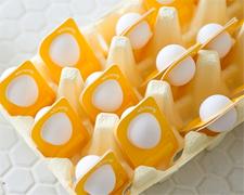 鸡蛋美白保湿免洗面膜