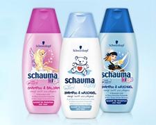 Schauma幼儿洗发露