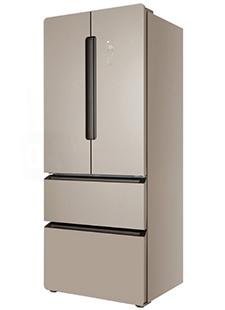 负离子养鲜更健康 TCL法式四门冰箱评测