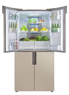 引领风冷时尚 TCL风健康双变频冰箱首测