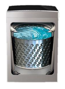 要健康不要污 TCL免污式波轮洗衣机评测