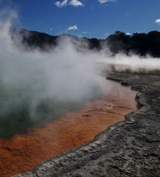 三星 I929-新西兰罗托鲁瓦地热公园