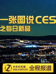 一张图三分钟带你看CES每日最炫新品