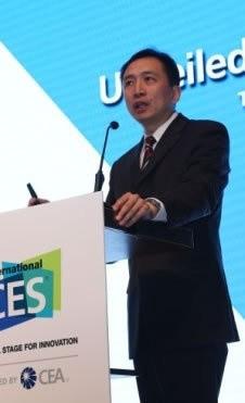 GFK中国董事总经理<br/>周群<span>观点</span>中国将领导3C市场成长