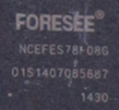 FORESEE 8GB高速�W存