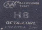 全志AllwinnerH8 八核处理器