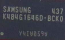 三星1GB DDR3内存