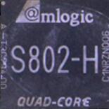 Amlogic S802-H四核处理器