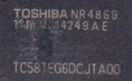 东芝16GB 高速闪存