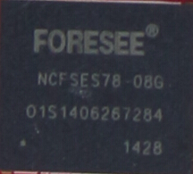 FORESEE 8GB闪存