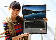 惠普 g6 大屏幕实惠型独显笔记本