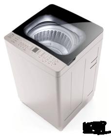 TCL蓝弧波轮洗衣机