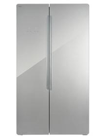 TCL 对开门冰箱