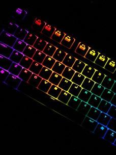 百变大王!机械键盘也能变的如此闪耀