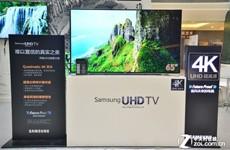 """三星UHD TV """"难以置信的真实之美""""上海站产品展示"""