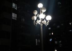 天语U86夜景拍摄