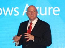 微软全球CEO 鲍尔默