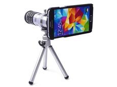 12倍变焦手机望远镜头自拍神器 ¥188元