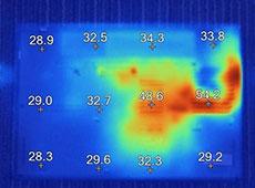 散热能力测试及总结